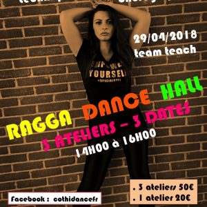 Stage de ragga dance hall